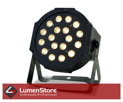 Picture of Par LED Branco Quente - 18x3W