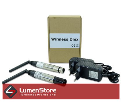 Picture of Kit DMX Sem Fio - Wireless