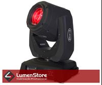 Imagem de Moving Beam 200 - Lampada 2R- Nova versão com disco de cor e gobo - Case Incluso