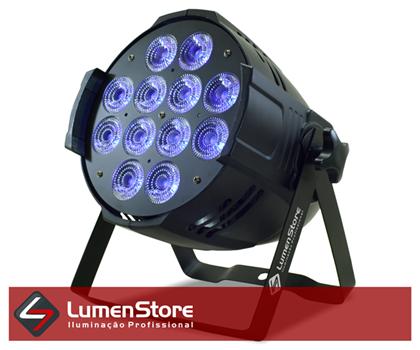 Picture of Par LED RGBWA+UV Optipar - 12x18W - Hexaled
