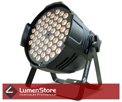Picture of Par LED Branco Quente e Frio Optipar - 54x4W - Biled