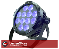 Imagem de Par LED RGBWA+UV Outdoor - 12x18W - Hexaled - IP65