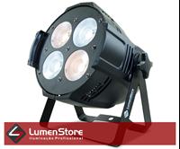 Imagem de Par LED COB Optipar - Branco Quente e Frio - 4X50W