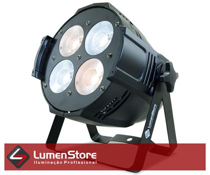 Picture of Par LED COB Optipar - Branco Quente e Frio - 4X50W