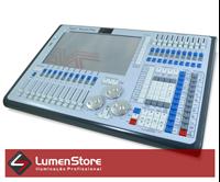 Imagem de Mesa DMX 6144CH - Tiger Touch Pro - Com Case