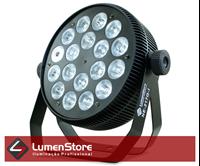 Imagem de Par LED RGBW Slim Pro - 18x12W - Quadriled