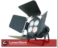 Imagem de Par LED COB Optipar - Branco frio e quente - 4X50W - Bandor