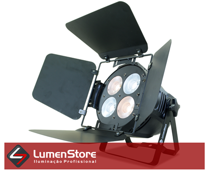 Picture of Par LED COB Optipar - Branco frio e quente - 4X50W - Bandor
