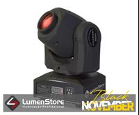 Imagem de Mini Moving Spot LED - 20W - Gobo e Cor