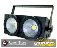 Imagem de Brut LED COB - Branco Quente/Frio - 200W Real