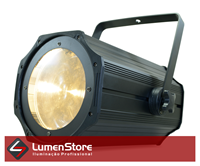 Imagem de Canhão LED COB Zoom - Branco Quente - 100W