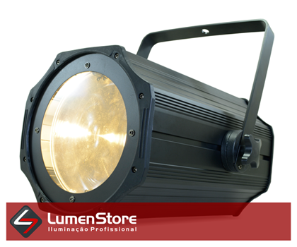 Picture of Canhão LED COB Zoom - Branco Quente - 100W