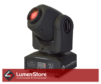 Imagem de Mini Moving Spot LED - 20W - Gobo e Cor