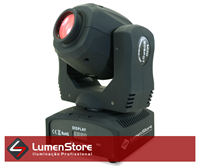 Imagem de Mini Moving Spot LED - 60W - Gobo e Cor