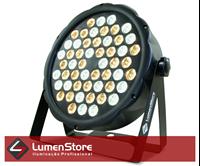 Imagem de Par LED Branco Frio e Quente - 54x3W
