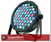 Imagem de Par LED RGBW - 54x1W