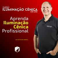 Imagem de CURSO ONLINE ILUMINAÇÃO CÊNICA - Arsenal da Iluminação