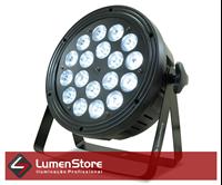 Imagem de Par LED RGBW Slim - 18x12W - Quadriled