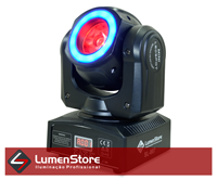 Imagem de Mini Moving Beam LED RGBW - Efeito Borda  LED - 60W